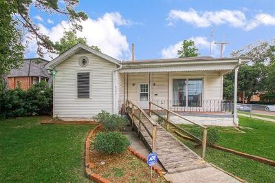 New Orleans Single Family Home For Sale: 8301 Palm Street
