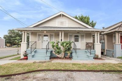 Single Family Home Pending Continue to Show: 3237 St Peter Street