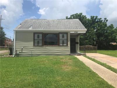 Single Family Home For Sale: 2341 Odin Street