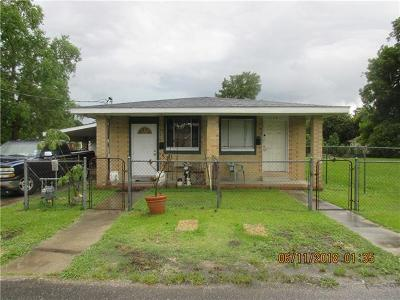 Multi Family Home For Sale: 156 4th Street
