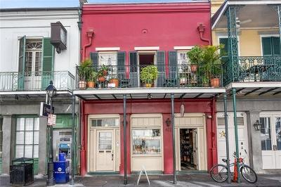French Quarter Multi Family Home For Sale: 422 Chartres Street #201