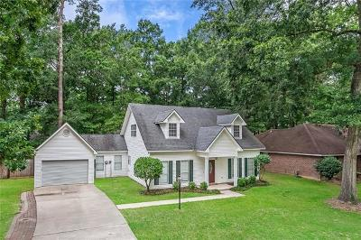 Single Family Home For Sale: 3018 Canaan Place