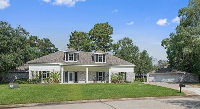 Covington Single Family Home For Sale: 32 Woodvine Court