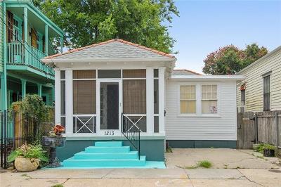 New Orleans Single Family Home For Sale: 1213 Kerlerec Street