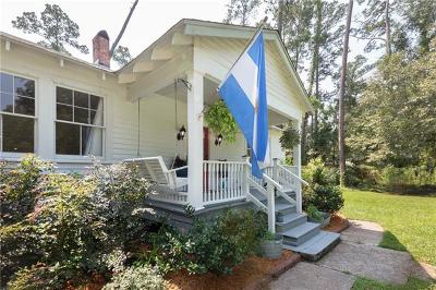 Single Family Home For Sale: 737 Coffee Street