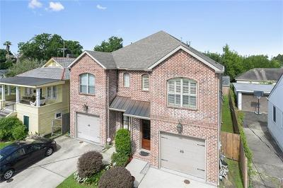 Metairie Townhouse For Sale: 206 Metairie Heights Avenue