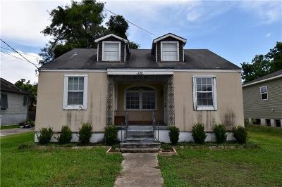 Single Family Home For Sale: 1747 Pratt Drive