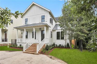 New Orleans Single Family Home For Sale: 6038 Canal Boulevard