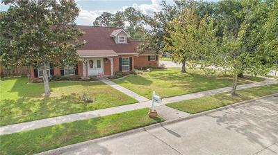 Slidell Single Family Home For Sale: 1503 Eastwood Drive