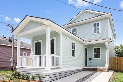 New Orleans Single Family Home For Sale: 1916 Bienville Street