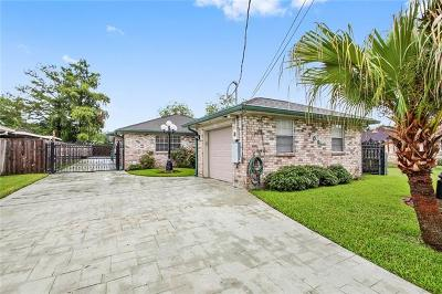 Metairie Single Family Home For Sale: 709 Linden Street
