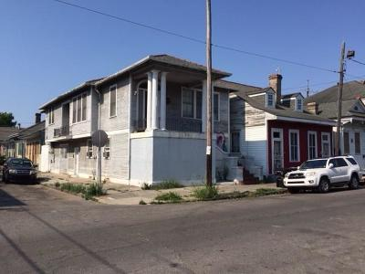 New Orleans LA Single Family Home For Sale: $525,000