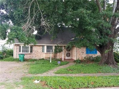 Metairie Single Family Home Pending Continue to Show: 2604 Aleatha Street