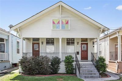 New Orleans Single Family Home For Sale: 2740 Marengo Street