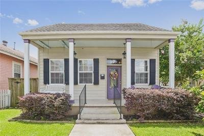 New Orleans Single Family Home For Sale: 239 Cherokee Street