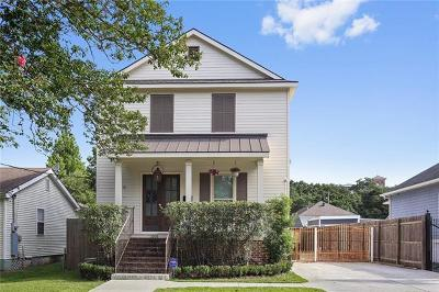 New Orleans Single Family Home For Sale: 1505 Mithra Street