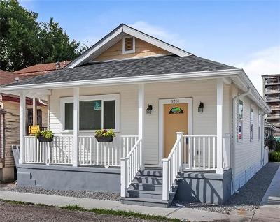 New Orleans Single Family Home For Sale: 8701 Cohn Street