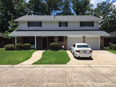 River Ridge, Harahan Single Family Home For Sale: 10124 Tiffany Drive