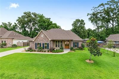 Madisonville LA Single Family Home For Sale: $357,500