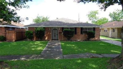 Kenner Single Family Home For Sale: 1404 Michigan Avenue