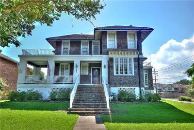 Lakeview Single Family Home For Sale: 6803 West End Boulevard