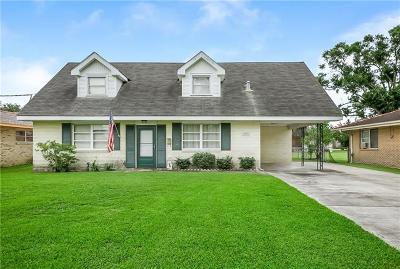 River Ridge, Harahan Single Family Home Pending Continue to Show: 229 Walter Road