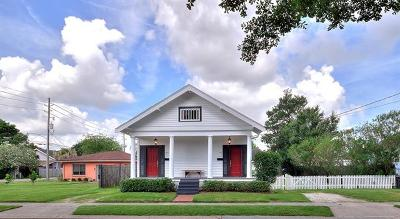 Metairie Single Family Home For Sale: 204 Nursery Avenue