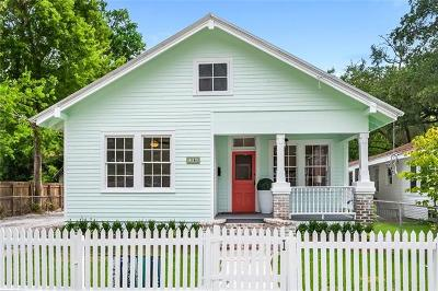 Single Family Home For Sale: 1940 Jefferson Street