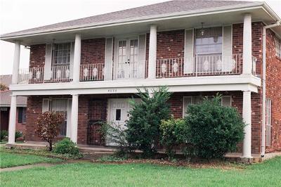 Single Family Home For Sale: 4828 Avron Boulevard
