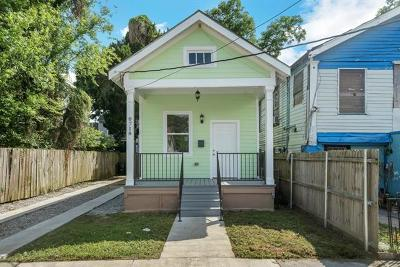 New Orleans Single Family Home For Sale: 8718 Green Street