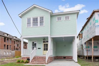 New Orleans Single Family Home For Sale: 3119 St. Ann Street