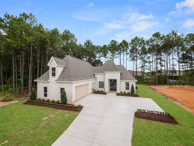 Madisonville Single Family Home For Sale: 1260 Sweet Clover Way
