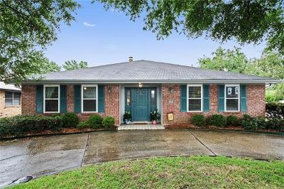 Metairie Single Family Home For Sale: 1401 Houma Boulevard