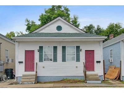New Orleans Multi Family Home For Sale: 1235 S Clark Street