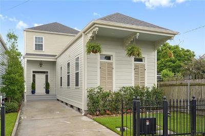 New Orleans Single Family Home For Sale: 526 Valmont Street