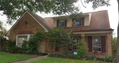 Gretna Single Family Home For Sale: 2169 Lasalle Avenue