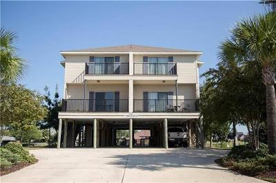 Slidell Rental For Rent: 126 Lakeview Drive #C