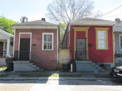 New Orleans Multi Family Home For Sale: 2846 Annunciation Street