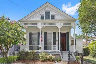 Single Family Home For Sale: 516 Cherokee Street
