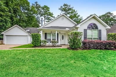 Single Family Home For Sale: 146 Lazy Creek Drive