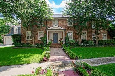 New Orleans Single Family Home For Sale: 6505 Oakland Drive