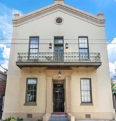 New Orleans Condo Pending Continue to Show: 1119 Erato Street #D