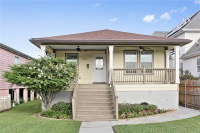New Orleans Single Family Home For Sale: 6380 Orleans Avenue
