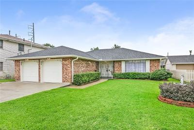 Metairie Single Family Home For Sale: 1308 Wisteria Drive
