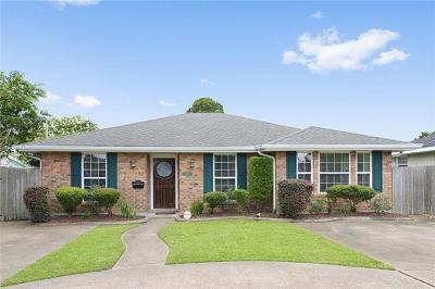 Metairie Single Family Home For Sale: 1808 W Esplanade Avenue
