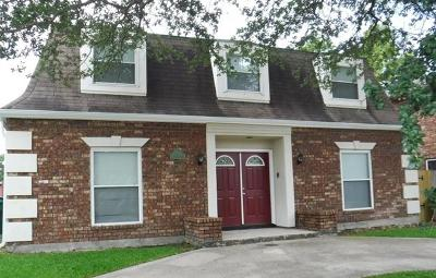 Metairie Single Family Home For Sale: 3824 Simone Garden Street