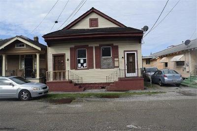 New Orleans Multi Family Home For Sale: 8626 Belfast Street
