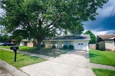 Slidell Single Family Home For Sale: 248 Bluebird Drive