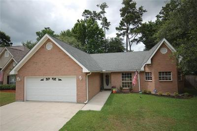 Slidell Single Family Home For Sale: 218 Megan Lane