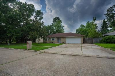 Slidell Single Family Home For Sale: 218 Canberra Court